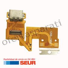 Repuesto Flex Conector de Carga para Sony Xperia Tablet Z SGP311 SGP321