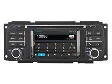 Car Radio Stereo DVD Navi System GPS For Jeep Grand Cherokee Liberty Wrangler