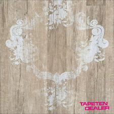 3u20ac/qm / Vliestapete Holz / Ornament / Holzoptik / Elements / BN 46525