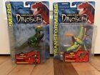 Transformers Deluxe Dinobots Lot of 2 Dinotron & Airraptor