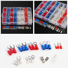 1000 Pcs Car Marine Insulated Crimp Terminals Electrical Cable End Connector Kit