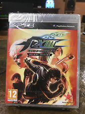 **FASTFREE SHIP** King of Fighters XIII: Deluxe Edition PAL PS3,RegionFree NEW