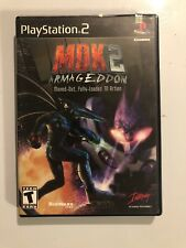 MDK 2: Armageddon (Sony PlayStation 2, 2001) - Black Label - Complete
