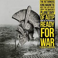 The Retuners - Ready For War/What's Going On LP (polish music - vinyl LP)