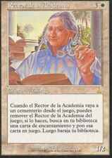 Academy Rector PL Urza's Destiny MTG Magic The Gathering White Spanish Card