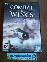 COMBAT WINGS EN SU CAJA PC CD-ROM FR