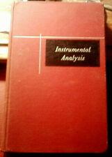 Instrumental Analysis by Paul Delahay (1957, HB)