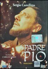 PADRE PIO - PRIMA PARTE  - DVD NUOVO EDITORIALE