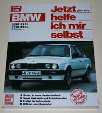 Reparaturanleitung BMW 3er E30 320i / 323i / 325i / 325e eta ab Baujahr 1982