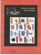 # 4546  PIONEERS OF AMERICAN INDUSTRIAL DESIGN  2011 Official Souvenir Page