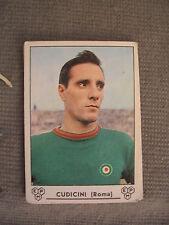 FIGURINA PANINI CAMPIONATO 1964/65 - ROMA - CUDICINI - OTTIMO