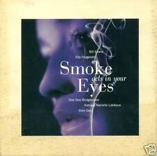 SMOKE GETS EN VOS YEUX CD EVANS BOÎTE EN BOIS + CIGARE A236