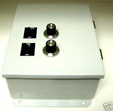 Bryant 2GF-BI, Dual Vibratory Feeder Control for a Bowl & Inline 15A/230V, 2GFBI