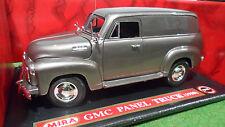 GMC PANEL TRUCK 1950 Bronze au 1/18 MIRA 6213 voiture miniature