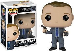 Funko Pop! Heroes: Gotham Before The Legend James Gordon #75 - New - Damaged Box