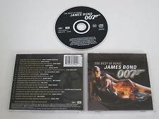 Various Artists/The Best of Bond... James Bond (Capitol EMI 7243 5 23294 2 7) CD
