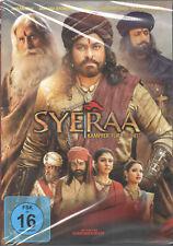 SYE RAA /KÄMPFER FÜR FREIHEIT Bollywood DVD Telugu Cheeranjeevi Amitabh Bachchan