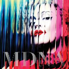 "Madonna ""mdna"" 2 CD DELUXE EDITION 17 tracks ++++++++++++++ NUOVO"