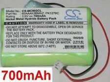 Batterie 700mAh type 60AAAH3BMXZ PK1278C T1B603A Pour CASIO  BE-3850