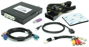 """Rostra 250-8455 8"""" LCD Multi Camera Video Interface for Ford SYNC 3"""
