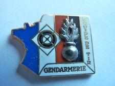 PIN'S   TIR   /  GENDARMERIE  /  EQUIPE DE TIR  /  BALLARD