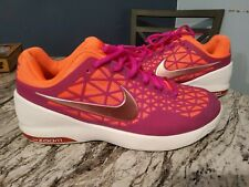 Nike Women's Zoom Cage 2 Tennis Shoe Style #705260 581 Size 8.5 (Us)