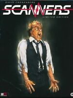 Scanners (Limited Edition) - BluRay O_B005012