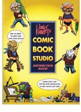 B0047KZ5G8 COMIC BOOK STUDIO (Instruction Book Only)
