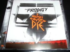 The Prodigy Invaders Must Die (Shock Australia) CD - Like New