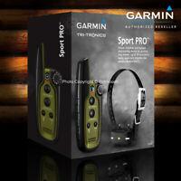 Garmin Sport PRO Bundle Dog Training Device with $50 Rebate