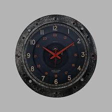 NEW PENDULUX  CONTROL ROOM WALL CLOCK # WCCONWE