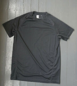 New Men's ACTIVE & CO Gym Fitness T Shirt Size Large