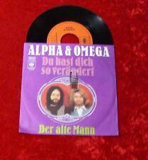 Single Alpha & Omega: Du hast dich so verändert