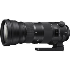 Sigma 150-600mm f/5-6.3 DG OS HSM SPORT Zoom Lens CANON - 4 YEAR USA WARRANTY