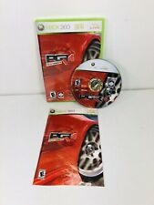 Project Gotham Racing 4 Xbox 360 Game PGR IV Complete Car Race Tested