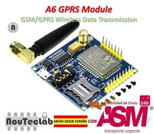 A6 GPRS Module Development Board GSM GPRS Wireless Transmission Super SIM900A