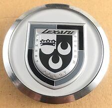 (1) LEXANI Wheels Chrome Center Cap Cover Hubcap P/N: 09.24.282