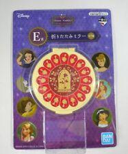 Disney Princess Alladin Mirror Belle Beauty and the Beast Ichiban Kuji JAPAN