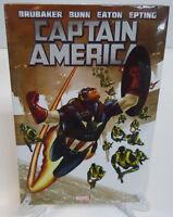 Captain America by Ed Brubaker Volume 4 Marvel Comics HC Hard Cover New Sealed
