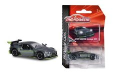 Majorette 212053052Q12 - Premium Cars - Aston Martin Vantage GT8 - Neu
