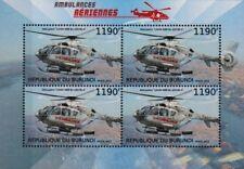 Eurocopter EC135 coreano hoja de Sellos Aviones helicóptero ambulancia aérea (2012)