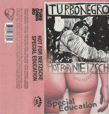 Turbonegro ‎- Hot For Nietzsche / Special Education - CASSETTE TAPE - Punk Rock
