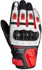 Spidi Guanti Moto G Carbon corti EN 13594 Nero/rosso Tg. XXL