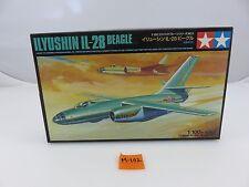 Tamiya Ilyushin IL-28 Beagle 1/100 Scale Plastic Model Kit UNBUILT 2004