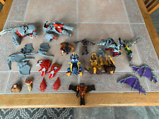 Mixed Lot Of Mighty Power Rangers Figures Pieces Parts, Or  Transformers ?