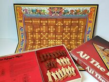All The Kings Men Vintage Board Game Complete Parker Brothers 1979 Strategy