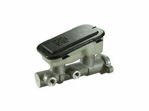 For 1981-1982 Checker Marathon Brake Master Cylinder Centric 87661DJ