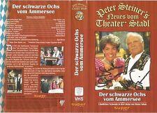 (VHS) Peter Steiners Theaterstadl - Der schwarze Ochs vom Ammersee