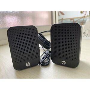 Genuine HP LCD Speakers HSTNN-SS01 +5V 500mA HP P/N: 630797-001