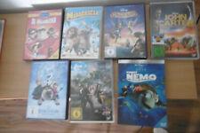 19 DVDs WALT DISNEY / Pocahontas Cinderella Eiskönigin Tarzan Ratatouille usw.